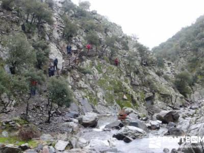 Las Hurdes: Agua y Paisaje;senderismo aragon;senderismo navarra